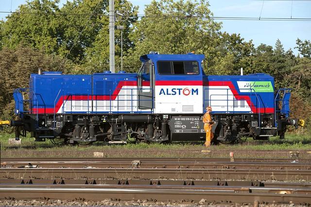 Alstom H3 1002 019 Basel Bad