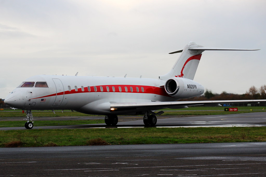 N926PN BD700 Global Express
