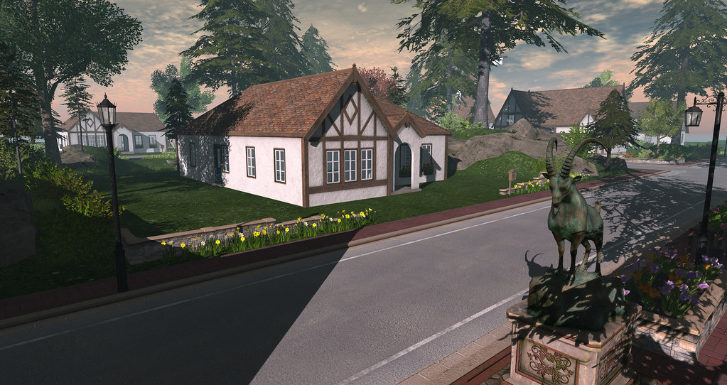 Linden Home Reveal - Theme 7 - Chalets - Edelweiss model