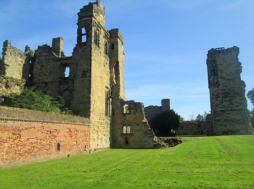 Ashby de la Zouch Castle
