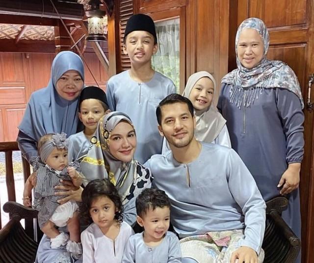 Isteri Aliff Syukri Kuarantin Selepas Adik Positif Covid-19