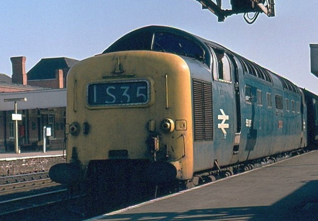 55015 by Andy Sutton