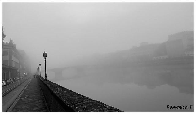 Nebbia d'autunno - Autumn fog