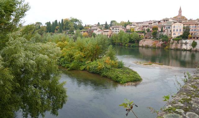 Le Tarn, Albi, Tarn, Occitanie.