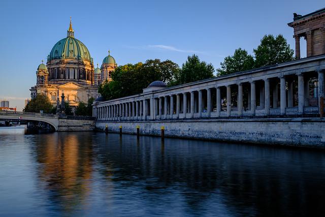 Museumsinsel und Berliner Dom