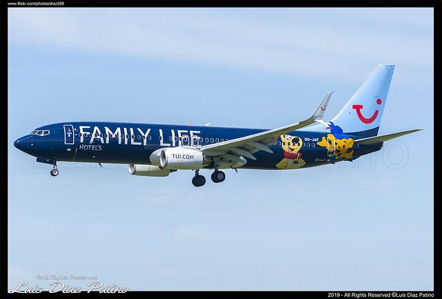 TUI Fly Boeing 737-800 LFBO