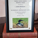 Laura Erickson posted a photo:What an honor! I had to photograph it with my volumes of Roberts's Birds of Minnesota.