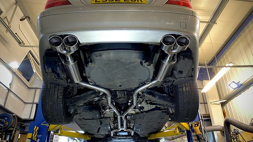 MagnaFlow UK – Custom Stainless Steel Exhaust Systems, Profusion Customs