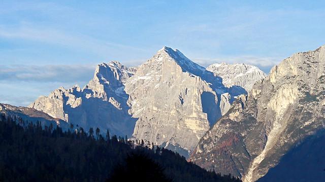 Monte Civetta (Dolomites)