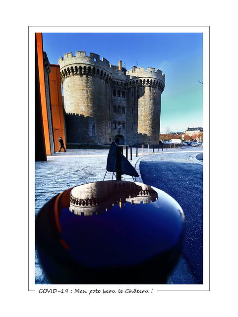 COVID-19 : Mon pote beau le Château !
