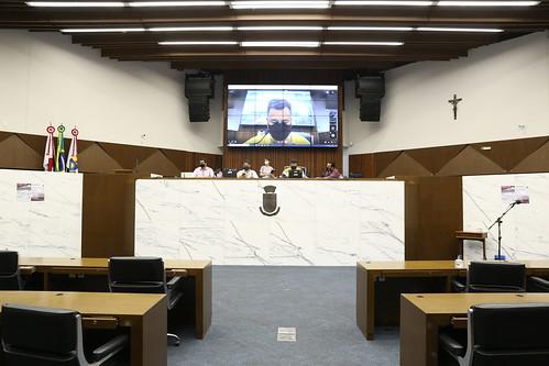9ª Reunião Extraordinária - Comissão de Legislação e Justiça