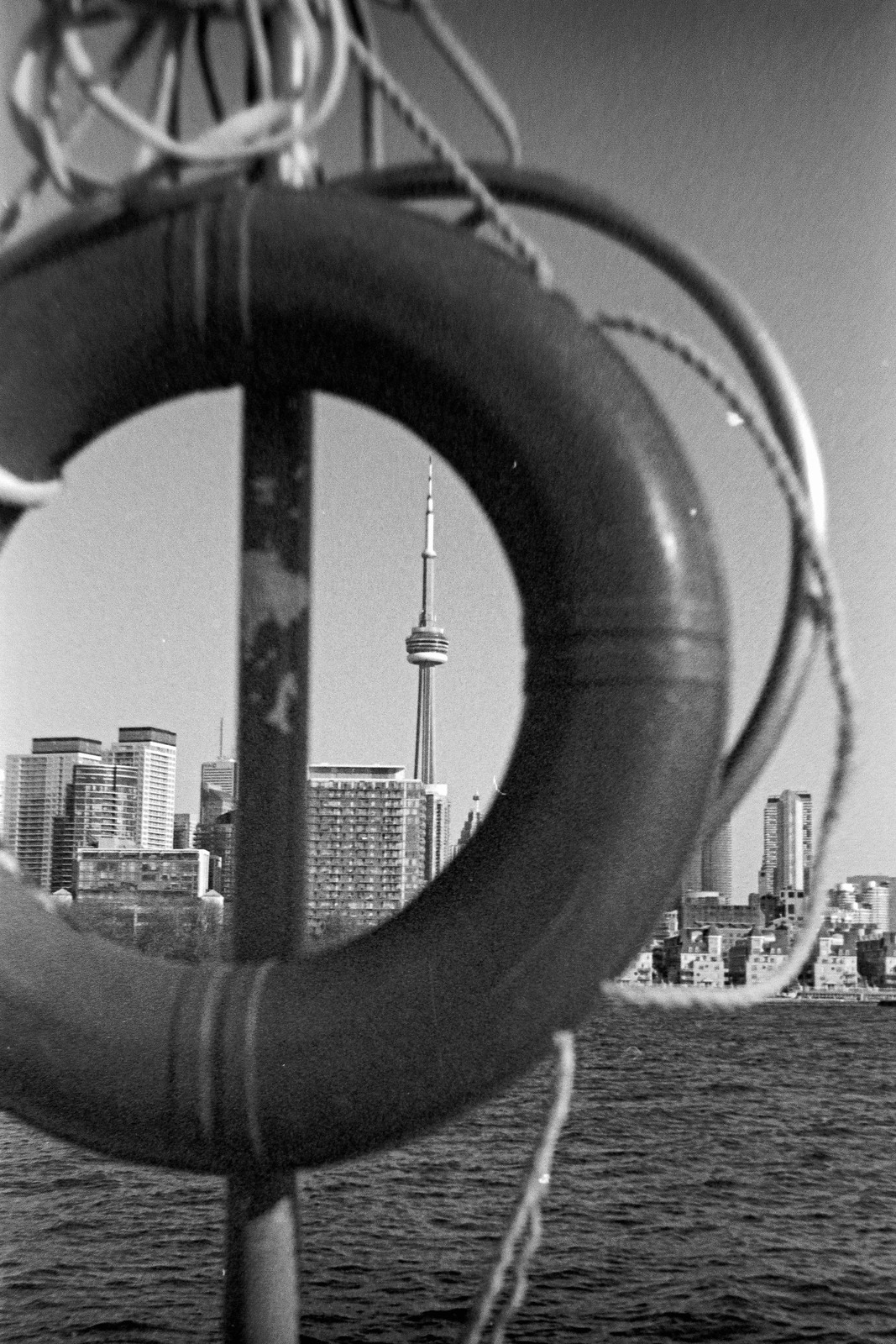 Toronto on Film | Lomography Lady grey 400