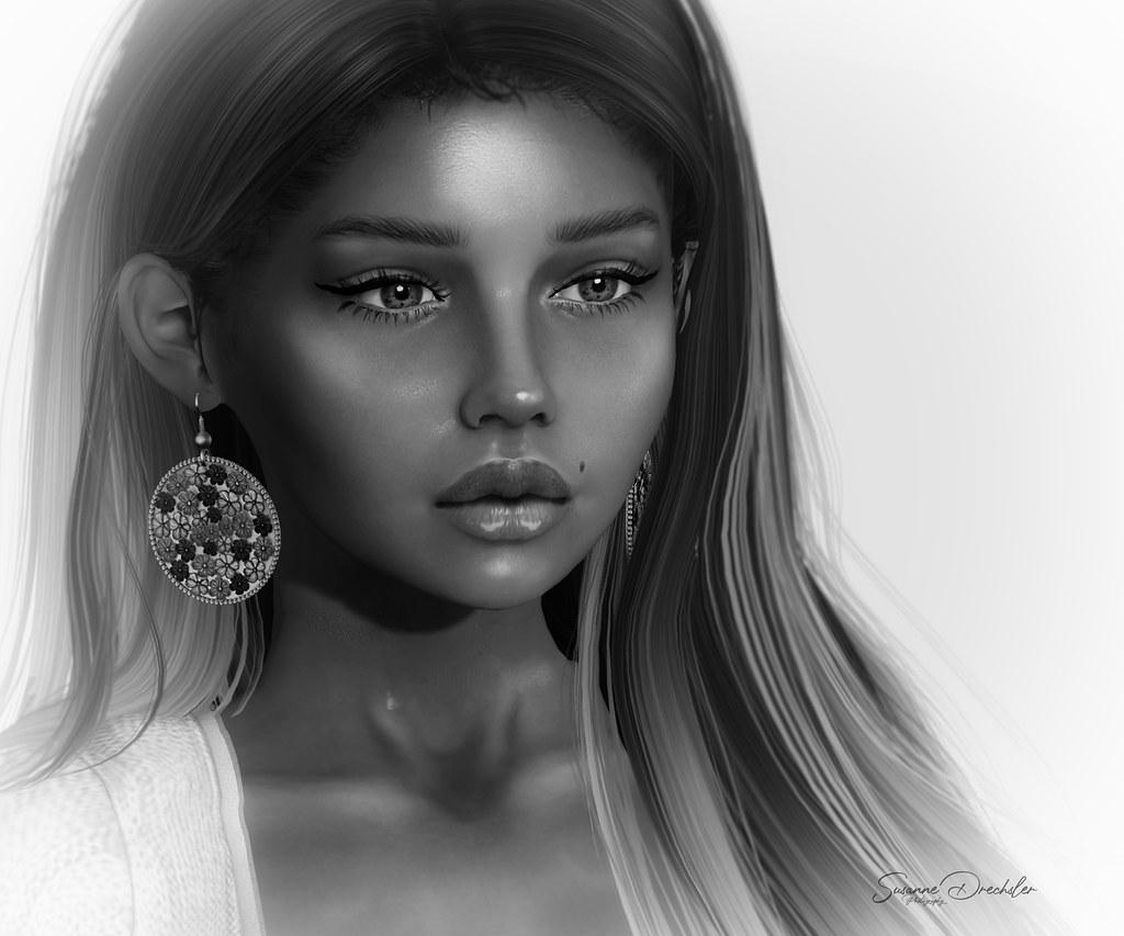Belinda (Portrait)