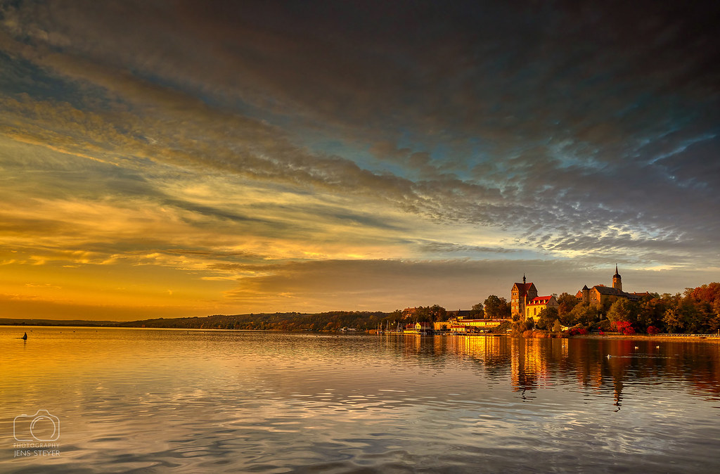 Sunset at Seeburg Castle   ·  ·  ·  (R5A_5125-small)
