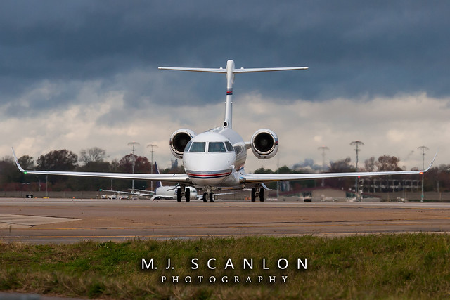 N504RP | Gulfstream G280 | Memphis International Airport