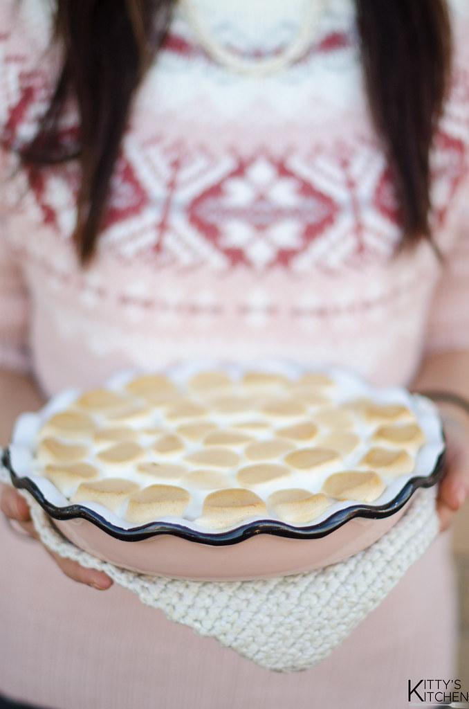 Patate dolci e mashmallow di Nigella