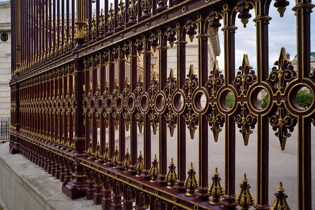 FF His Royal Imperial Majesty's Gilded Cage