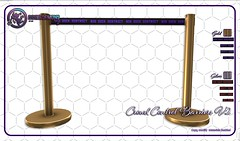 {ID} Crowd Control Barriers V2