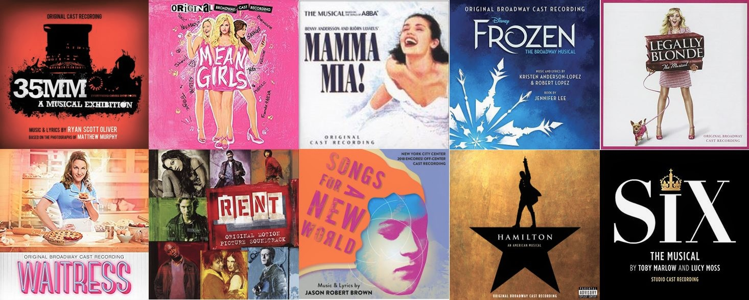 Musical theatre songs for those who don't like musical theatre