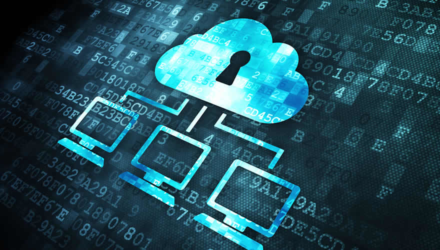 Cloud Through Data Backup