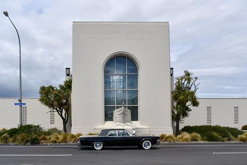 <p>1963 Lincoln Continental</p>