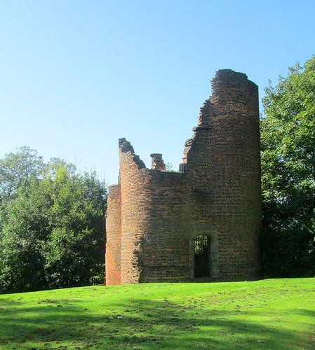 Corner Tower, Ashby de la Zouch Castle
