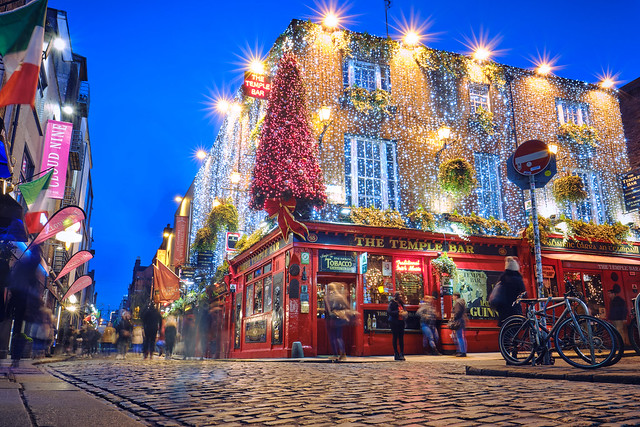 Christmas in Temple Bar 2019