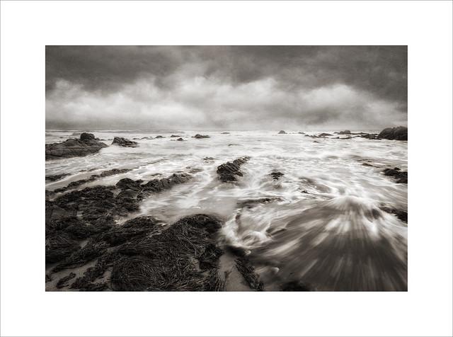 Widemouth beachscape