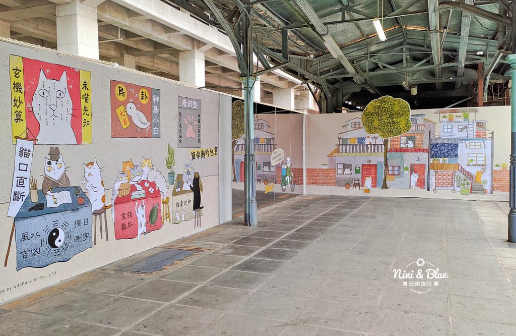 貓小姐Ms.Cat插畫特展.台中火車站28