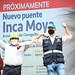 041220 Alcalde Jorge Muñoz inaugura av Poblet que une Pachacamac con Cineguilla 013