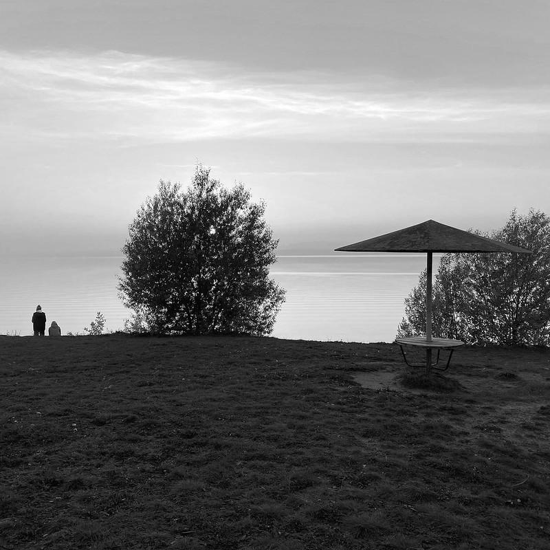 Шершневское море и Голубой карьер