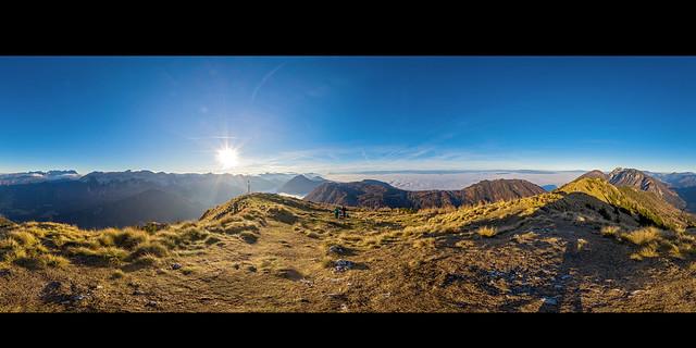 Freiberg, 360° Panorama