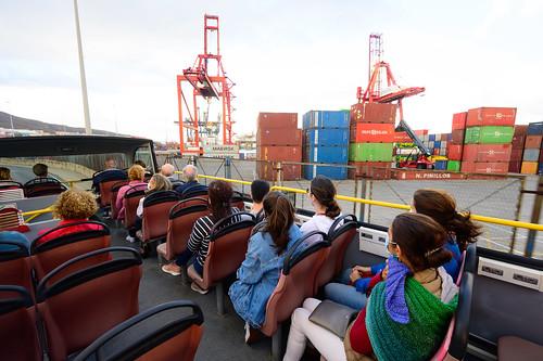 Recorrido guiado por el Puerto de Las Palmas