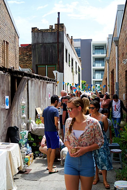 Street market #1