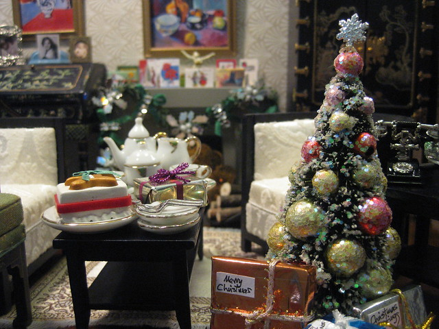 Christmas at Cavendish Mews
