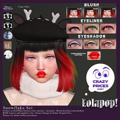 Lolapop! - Snowflake Set
