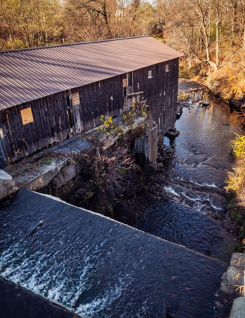 Saw Mill on Bear Swamp Creek