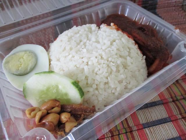 Bandong Walk nasi lemak 1