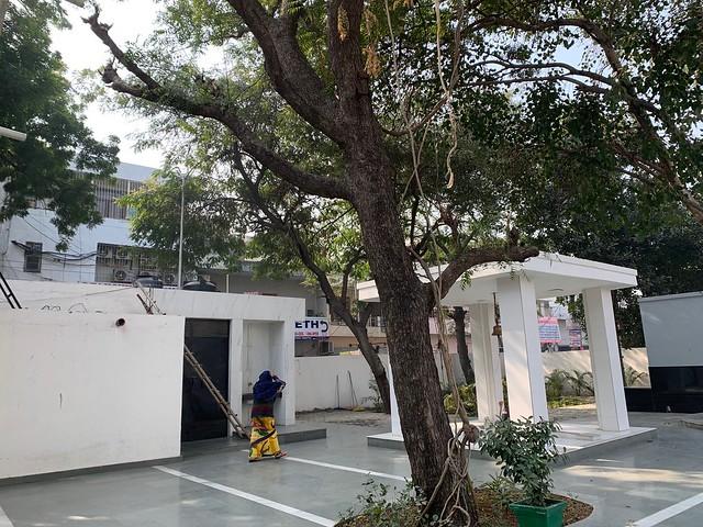City Faith - Consoling Windows, Krishna Temple, Gurgaon