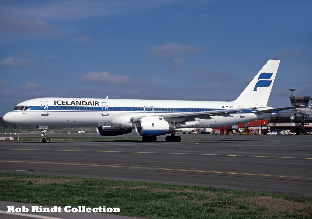 Icelandair B757-208 TF-FIH