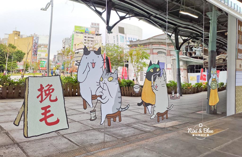 貓小姐Ms.Cat插畫特展.台中火車站26