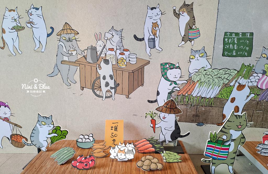 貓小姐Ms.Cat插畫特展.台中火車站19