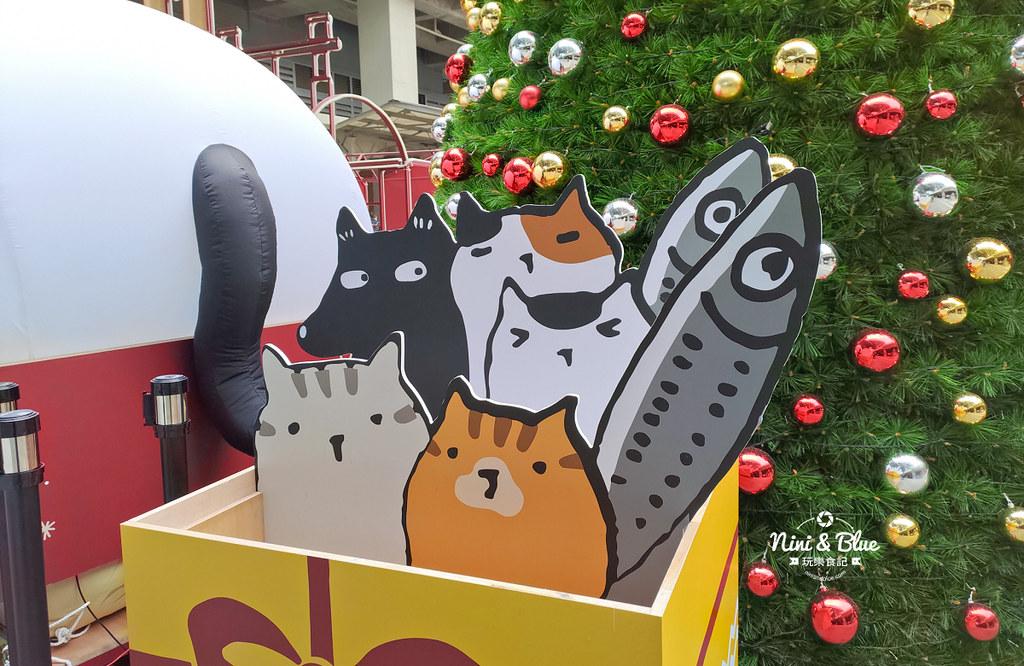 貓小姐Ms.Cat插畫特展.台中火車站03