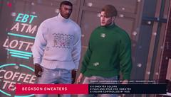 HEVO - Beckson Sweaters