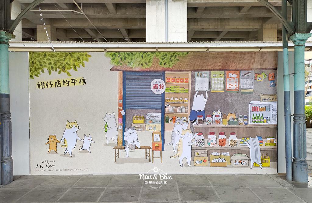 貓小姐Ms.Cat插畫特展.台中火車站25