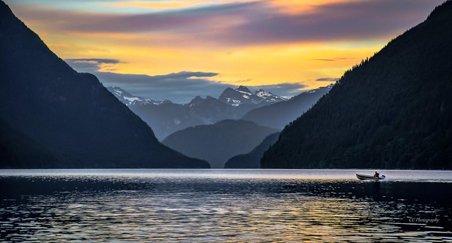 Alouette Lake - Golden Ears Provincial  Park,  British Columbia, Canada
