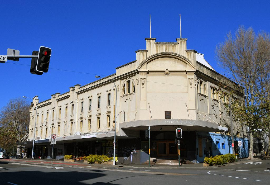Academy Twin Cinema, Paddington, Sydney, NSW.