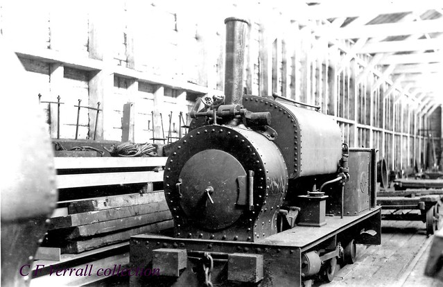 LMS JIM CROW possibly at Crewe