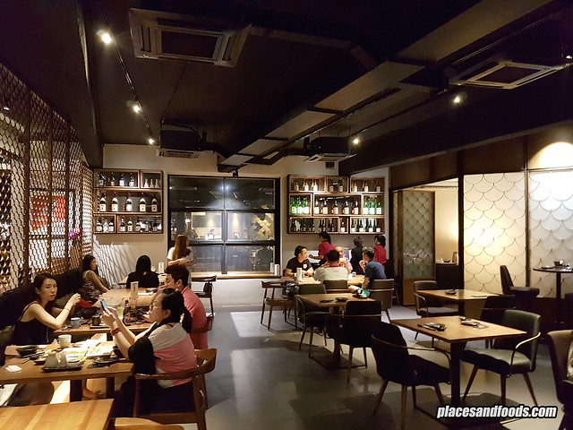 uroko japanese restaurant section 17 pj