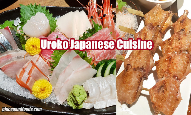 uroko japanese cuisine